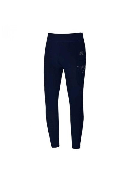 Kingsland Kingsland Kemmie Girls F tec Full grip tights Navy Blazer