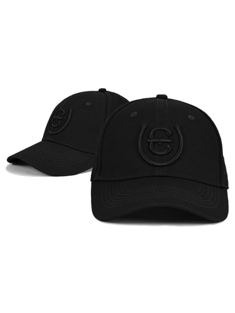 Equestrian Stockholm Equestrian Stockholm Cap Black Edition