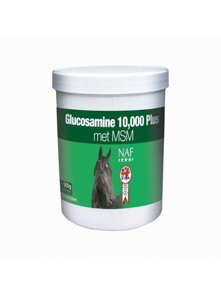 NAF NAF GLUCOSAMINE 10,000 PLUS 900G