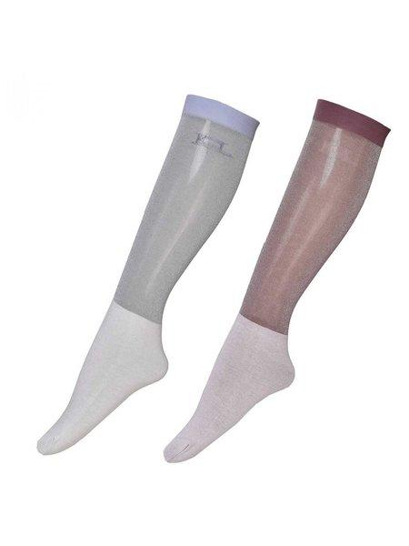 Kingsland KLLeyna Glitter Show Sokken One Size