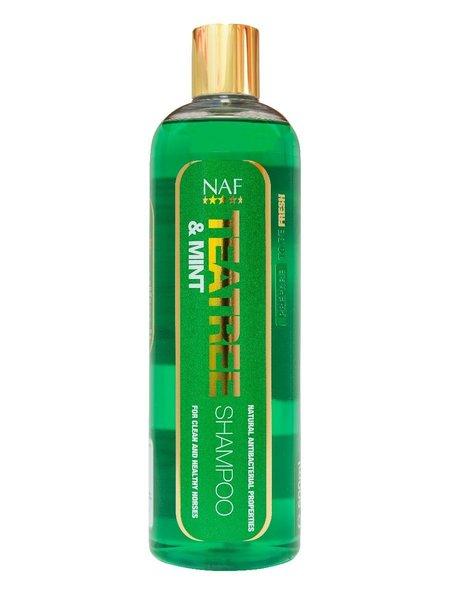 NAF NAF Teatree & Mint Shampoo 500 ml