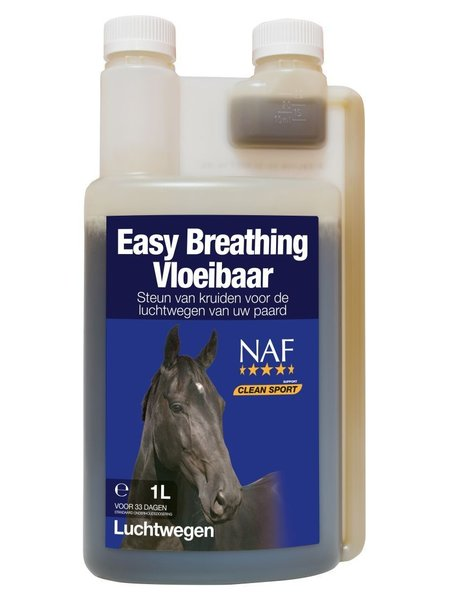 NAF NAF Easy Breathing vloeibaar 1 L