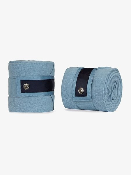 PS of Sweden PS Of Sweden Polo Bandages Aqua Bow