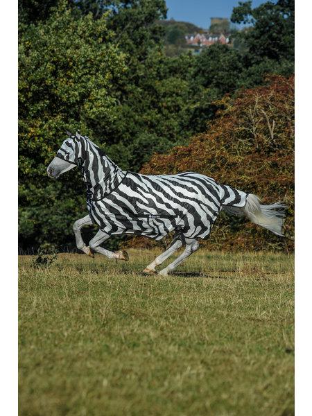Bucas Bucas Buzz-Off Zebra & Neck