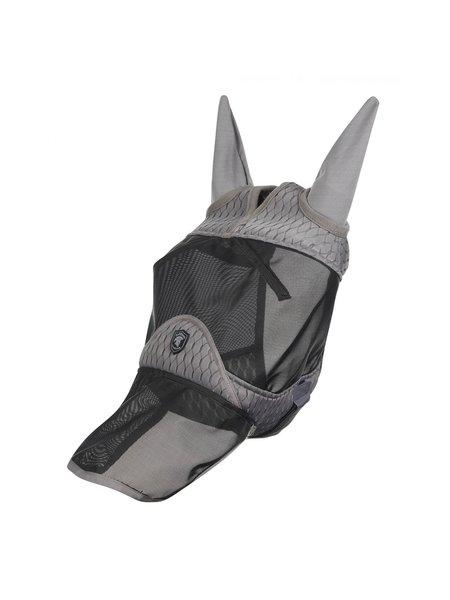 LeMieux LMX Gladiator Full Fly mask