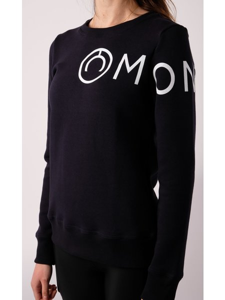 Montar Montar Rachel logo sweatshirt