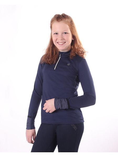 QHP QHP Instant heating shirt Loua Junior