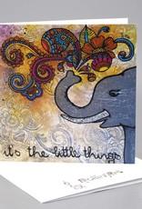 Klappkarte - It's the little things