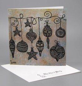 "Greeting card ""X-Mas"""