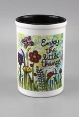 Vase Enjoy the little things