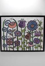 Originalbild Flowers Pantone II