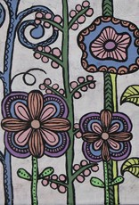"""Original Painting """" Flowers Pantone II"""""""