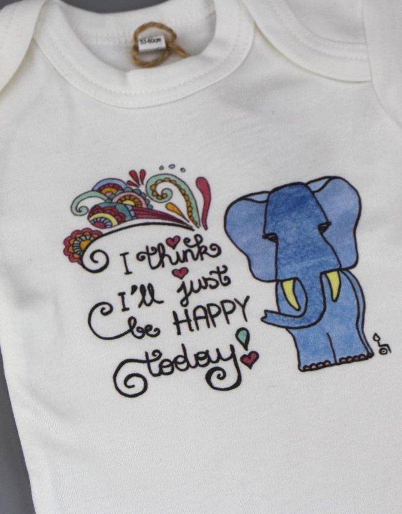Baby Body Happy today