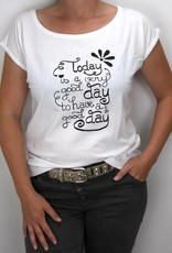 "T-Shirt for women ""Good Day"""