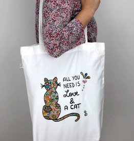 Tasche All you need is... cat
