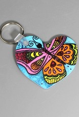 "Key chain ""Spread your wings"""