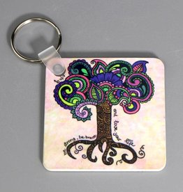 "Key chain ""Lebensbaum"""