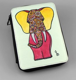 "Pencil case ""Elefantastisch"""