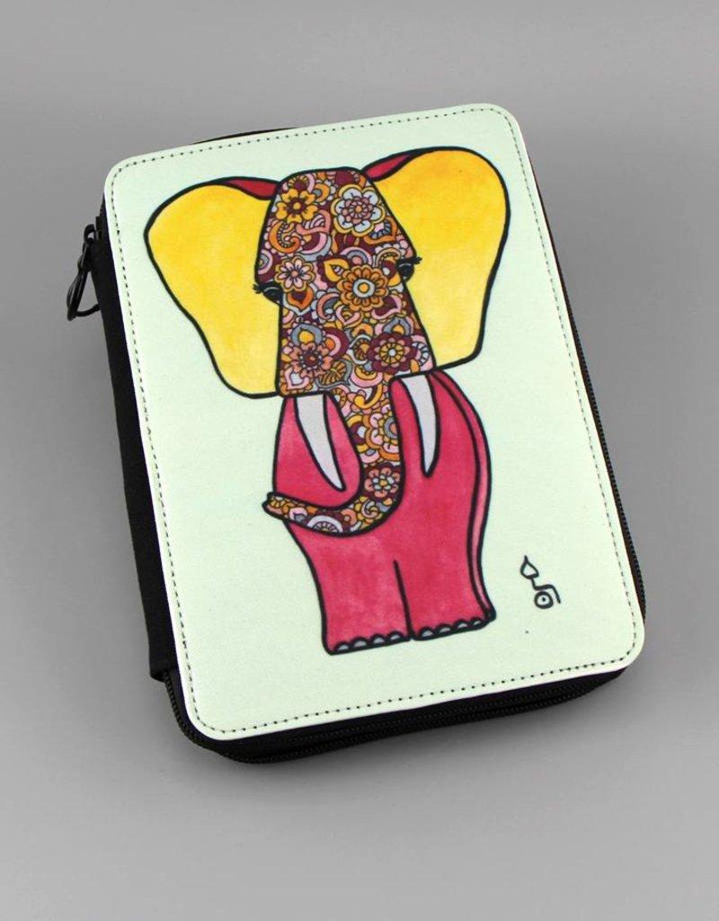 Federpennal Elefantastisch