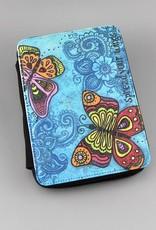 """Pencil case """"Spread your wings"""""""