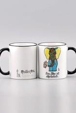 """Tasse """"Das Leben ist elefantastisch"""""""