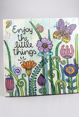 """Holzdruck M """"Enjoy the little things 2.0"""""""