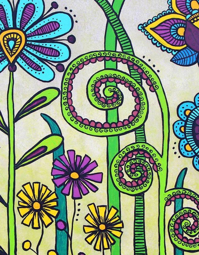 Originalbild Flowers III