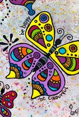 "Original Painting ""Mariposas"""