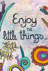 "Original Painting ""Enjoy the little things 3.0"""