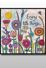 Originalbild  Enjoy the little things 3.0