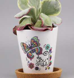 "Flowerpot ""beYOUTiful"""