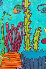 """Original Painting """"Oceanlife"""""""