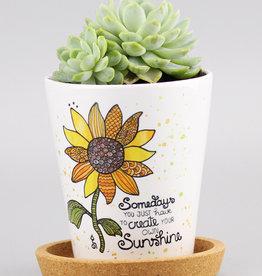 "Blumentopf ""Sunshine 20"""