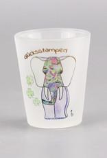 """Schnapsglas """"Glücksstamperl"""