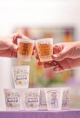 """Shot glass """"Freundschaft"""""""