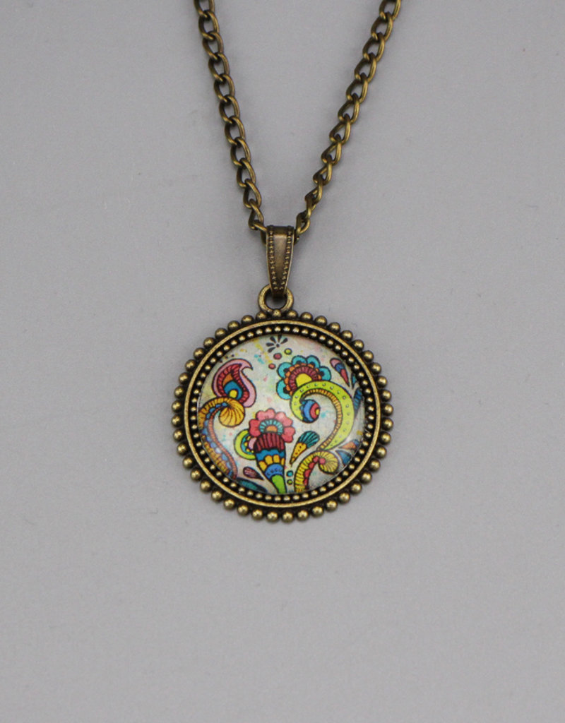 """Necklace """"Full Bloom"""""""