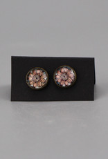"""Earrings """"Flowers Pantone II"""""""