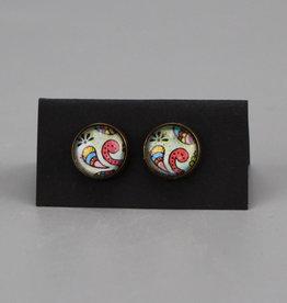 "Earrings ""Full Bloom"""
