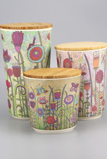 "Storage Box ""Garden"" Set of 3"