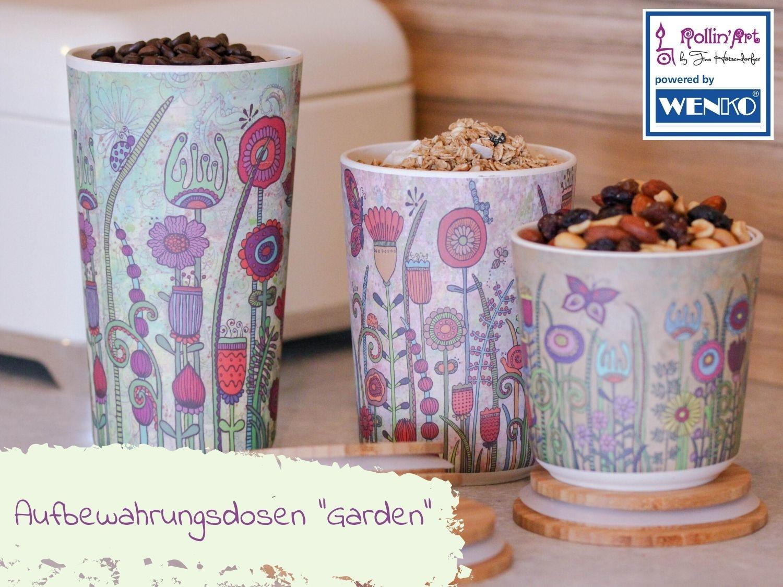 """Aufbewahrungsdosen """"Garden"""""""