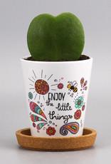 """Flowerpot """"Enjoy 20"""""""