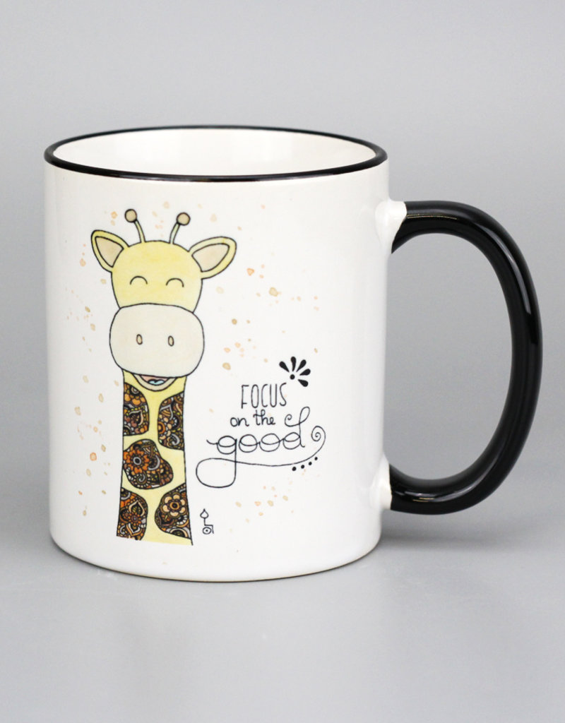 """Tasse """"Giraffe"""""""