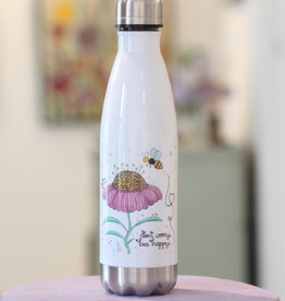 "Trinkflasche  ""Bee Happy"""