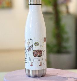 "Trinkflasche  ""Alpaka"""