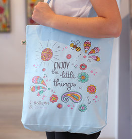 "Bag ""Enjoy the little things"""
