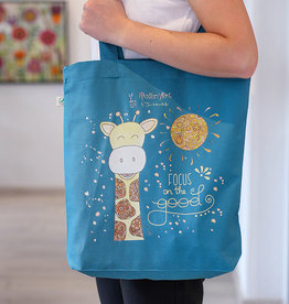 "Bag ""Focus on the good"""