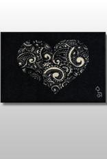 """Doormat """"Love is everything"""""""