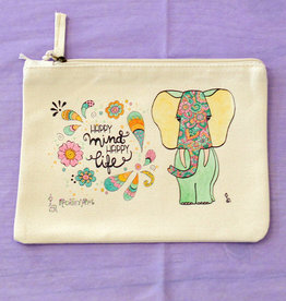 """Accessory Pouch """"Happyfant"""""""