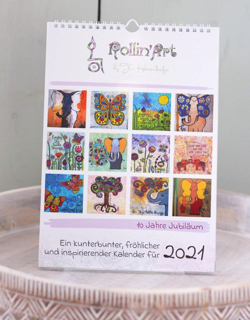 Rollin'Art Kalender 2021