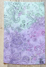 Rollin'Art Multifunktionstuch Lila-Grün